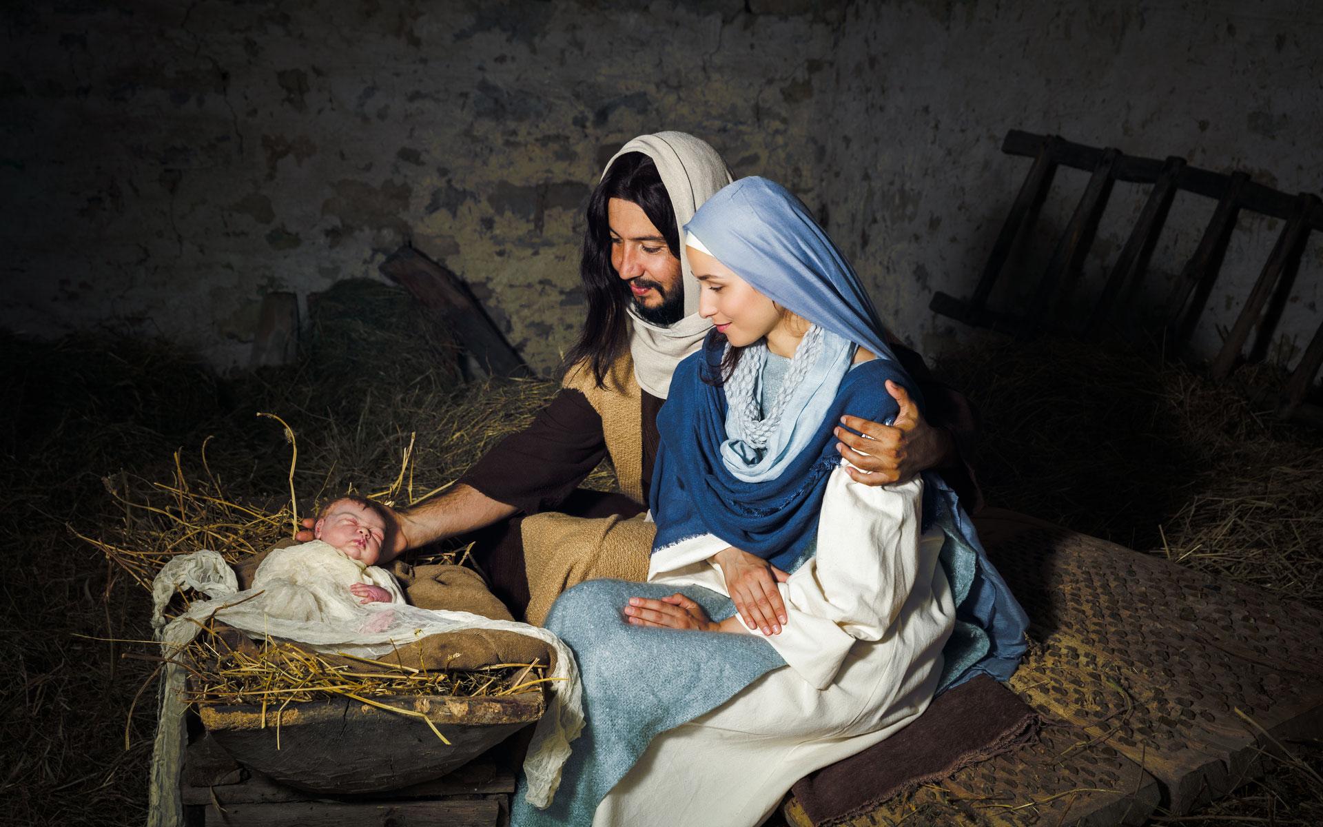 Natale in Sicilia, il fascino unico dei paesi presepe ad Agrigento e Trapani